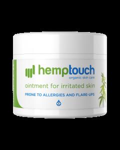 CBD Zalf voor Geïrriteerde huid (Hemptouch) 50mg 50ml