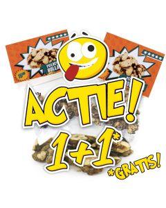 """Magic Truffles Hollandia Actie ! """"1+1"""" 15g"""