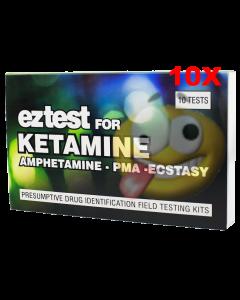 Ketamine test EZ 10x