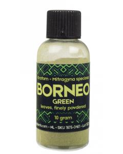 Kratom Borneo groen (Mitragyna speciosa)