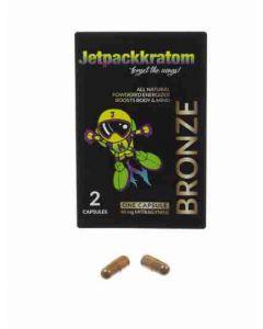 Kratom Bronze extract capsules