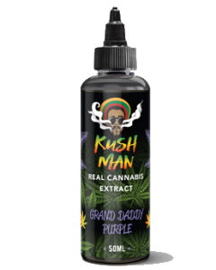 Kush Man Grand Daddy Purple E-Liquid