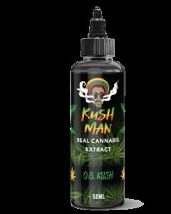 Kush Man O.G. Kush E-Liquid
