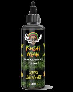 Kush Man Super Lemon Haze E-Liquid