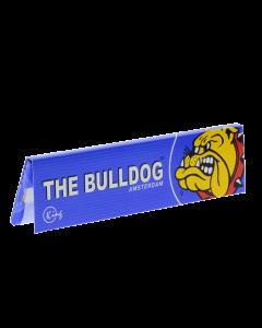 Lange vloei Bulldog