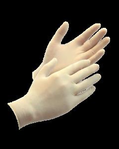 Latex handschoen maat M