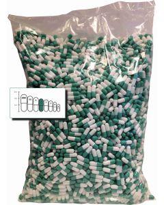 Lege capsules gelatine maat 1 bulk