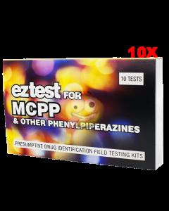 MCPP test EZ 10x