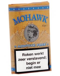 Mohawk additive free tobacco pouch