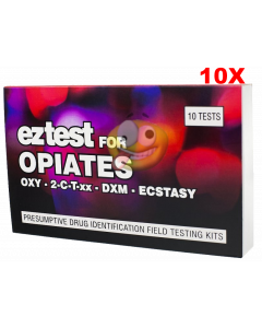 Opiaten test EZ 10x