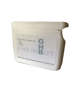 Phenibut, GHB afkick hulp [30 caps 500 mg]