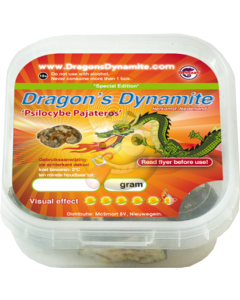 Magic truffels Dragons Dynamite 15 gram
