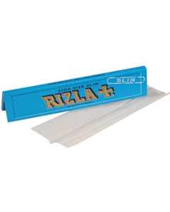 Lange vloei Rizla blauw