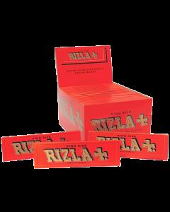 Lange vloei Rizla rood
