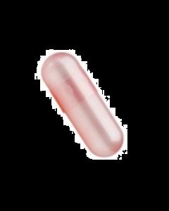 10 lege capsules gelatine roze maat 0