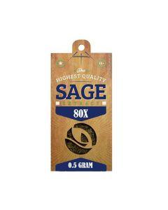 Salvia Extract 80X
