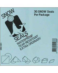 Snow seals groot [30x]
