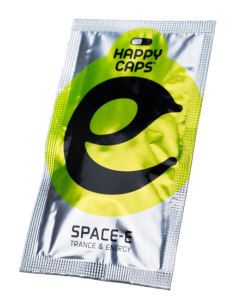 Happy Caps Space-E