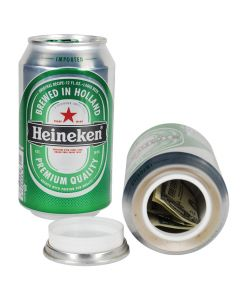 Stash can Heineken