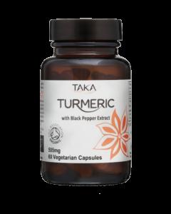 Taka Turmeric Kurkuma capsules