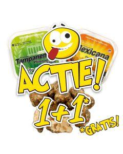 "Magic Truffles Tampanesis + Mexicana Actie ! ""1+1"" 10g"