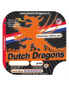 Magic truffels Dutch Dragon
