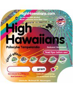 Magic truffels Hawaiians