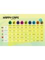 Overizhct Happy Caps