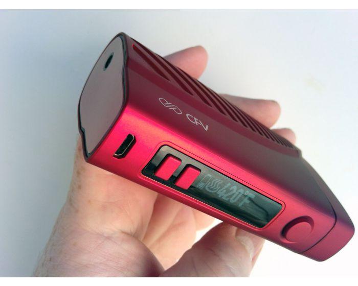 Boundless CFV vaporizer detail USB