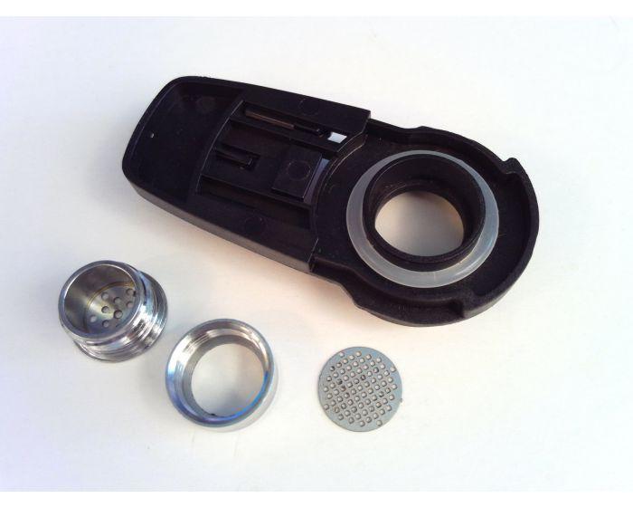 Boundless CFV vaporizer mondstuk met screens