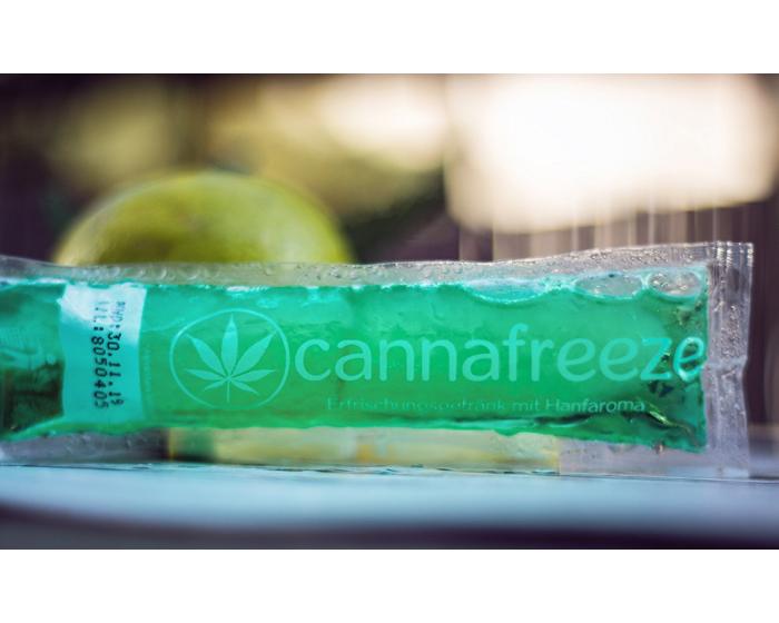 Cannafreeze cannabis ijsje