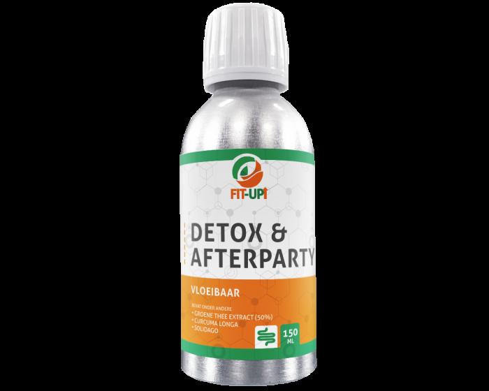 Detox Afterparty vloeibaar. 150 ml
