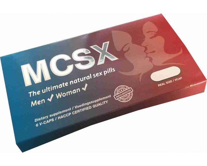 MCSX partycaps