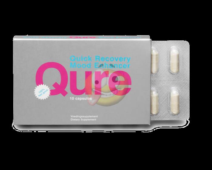 Qure capsules