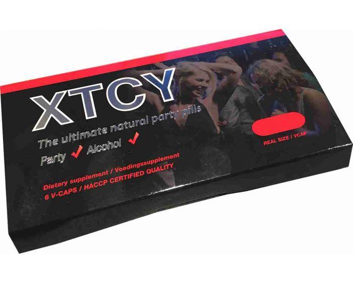 XTCY partycaps