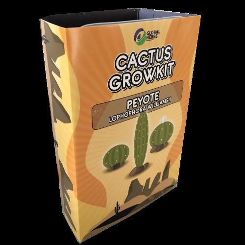 Cactus growkit Peyote