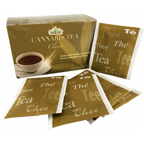 Cannabis Thee