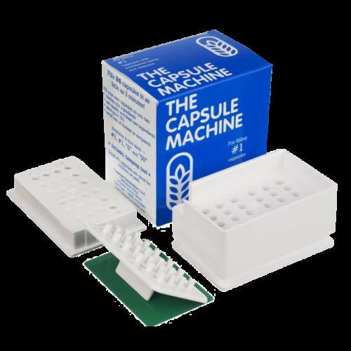 Capsulemachine maat 1 voor 24 capsules