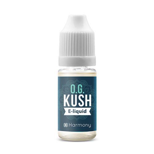 CBD E-liquid - OG Kush natural