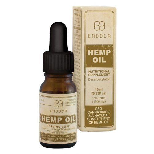 CBD olie Endoca 15%