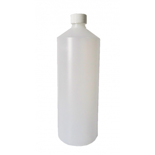 Lege fles 1 liter