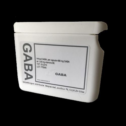 GABA 30 capsules