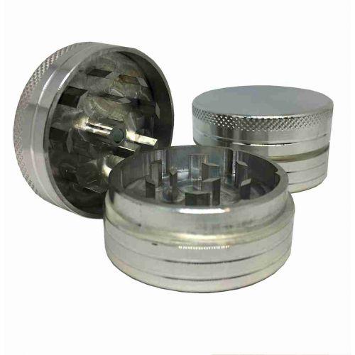 Grinder aluminium 40 mm met magneet