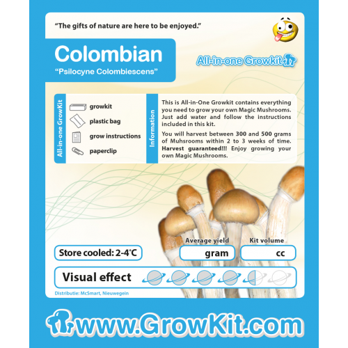 Growkit Colombian 2100cc