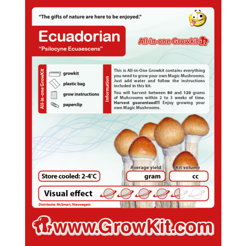 Growkit Ecuadorian