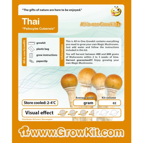 Growkit all in one Thai 1200 cc