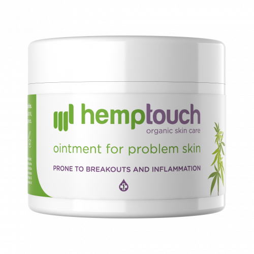 Zalf voor Probleem huid (Hemptouch) 200mg 50ml