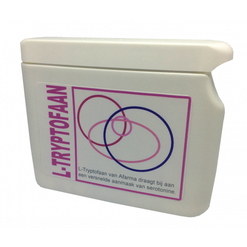 L-Tryptofaan capsules 60