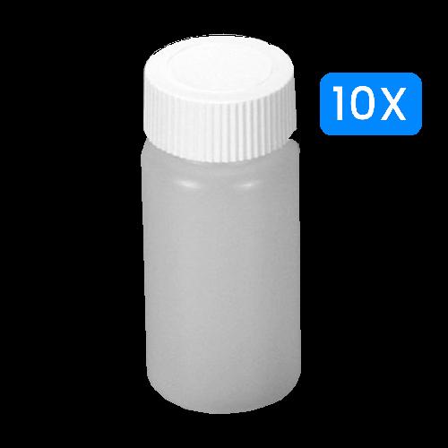 Leeg buisjes 25 ml 10 stuks