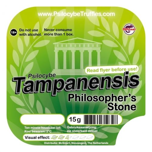 Truffels Tampanensis box